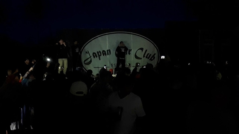 JapanSunRise2018 Макс Стацюра - Я в руле (Japan Car Club)