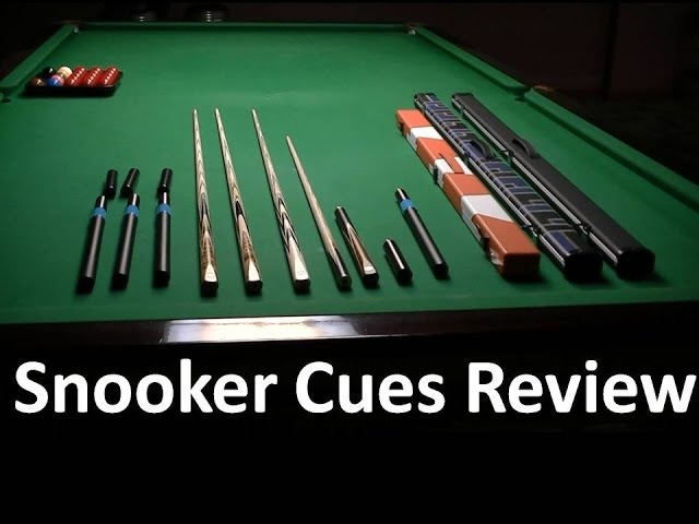Woods snooker cues review
