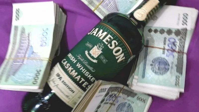 Когда поменял 200$ в Ташкенте
