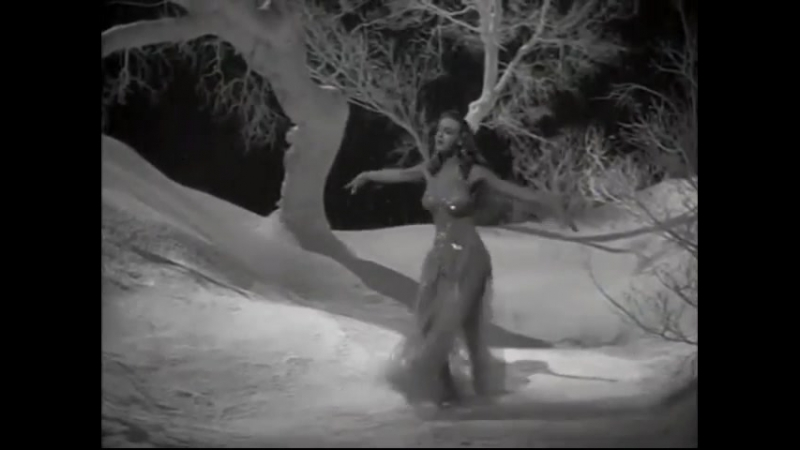 Vera Zorina Dances To