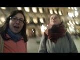 Дарина и Настя поют на Невском, Город 312 - Фонари