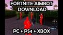 FORTNITE HACK DOWNLOAD FREE - How to HACK FOR FORTNITE PC PS4 - Fortnite Hacks Aimbot Wallhack 2018