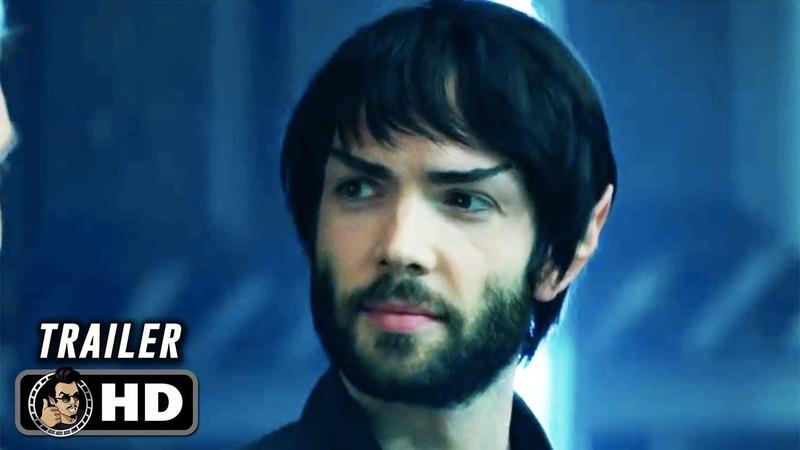 STAR TREK: DISCOVERY Season 2 Official Teaser Trailer (HD) Sonequa Martin Green Series
