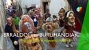 Gigantes y cabezudos - Erraldoi eta buruhandiak - Hondarribia 6 septiembre 2016 | Txingudi Online