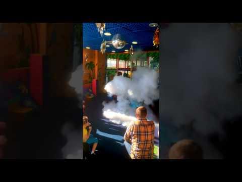 Копия видео Крио шоу на праздник от праздничного агентстваРадуга