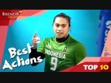 TOP 10 Best Actions by Aprilia Manganang. HIGHLIGHTS. Asian Games 2018