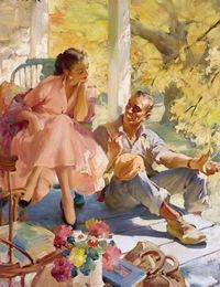 Рисунок профиля (Olga Serezhina)