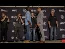 Стердауны участников UFC 226