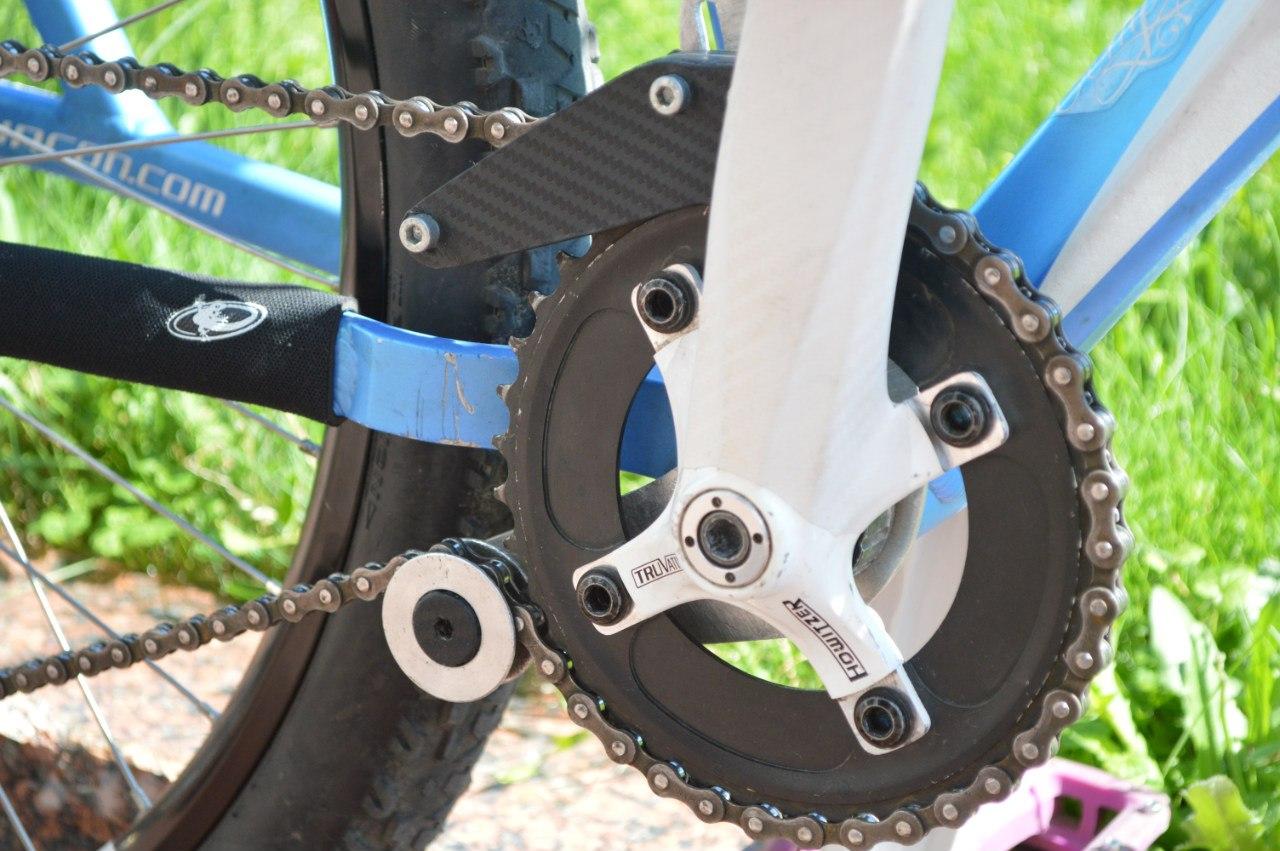 Оклейка велосипеда своими руками 62