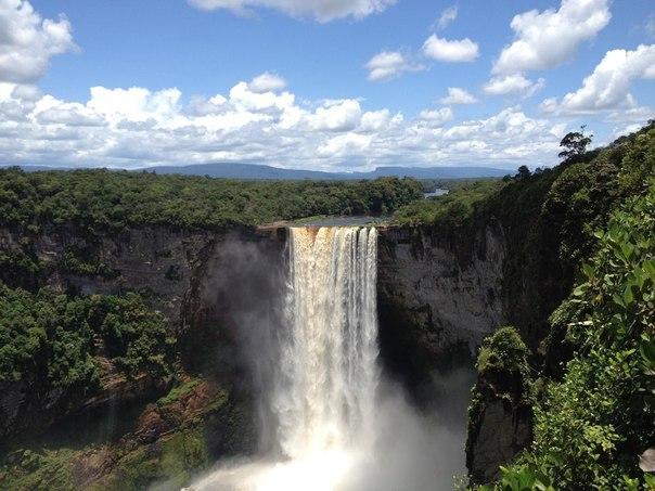 Водопад, который не оставит равнодушным