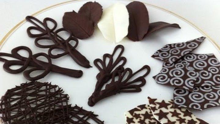 Кухонный коврик-шаблон для приготовления шоколадных узоров чтобы украсить десерт В комплект прилагается кондитерский шпр