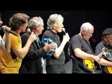 ROGER WATERS, DAVE GILMOUR, NICK MASON (PINK FLOYD) @ O2 LONDON 12 MAY 2011 HD