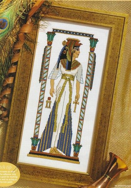 202 егпетская фреска с