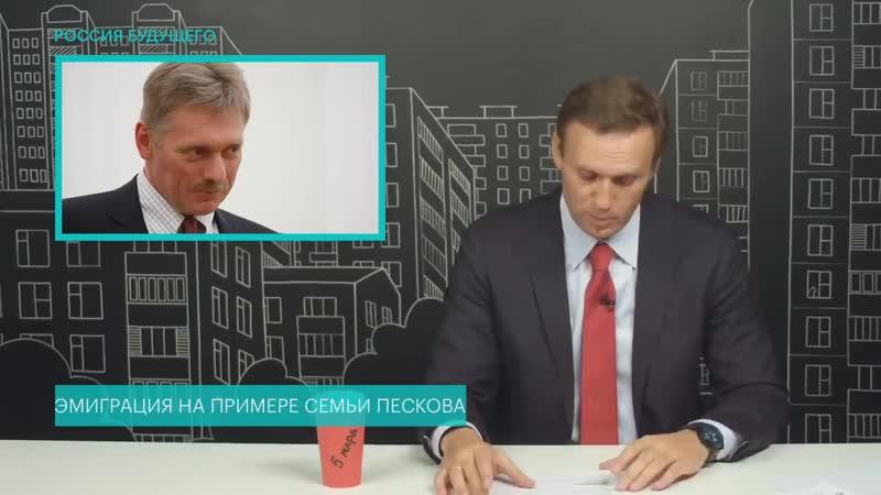ПЕСКОВ НЕСЕТ ПУРГУ Навальный о Навке Пескове Бородиной и Киселев Дмитрий Навал