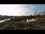 Enduro тренировка Free Riders Group. PITBIKE STUDIO.