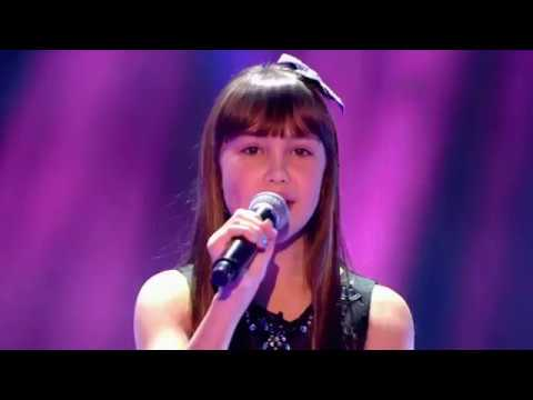 Kaylee Rogers 'Hallelujah' (with Emile Gooding) | ITV Little Big Shots