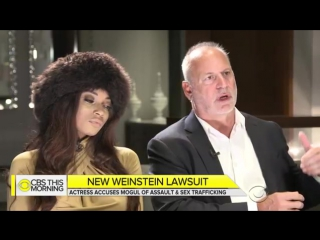 British Actress Accuses Harvey Weinstein of Sex Trafficking in Lawsuit