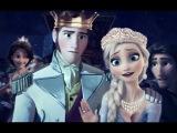 ❄Frozen: Принцесса Монако | Холодное сердце