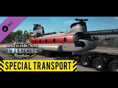 Купил себе очередное длс.для АTS - Special Transport.!!
