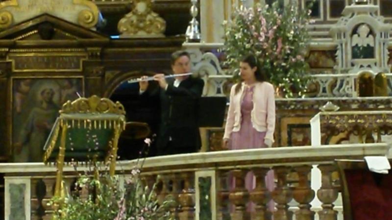 Vivaldi Nulla in mundos pax sincera - Natalia Pavlova, Marco Celli Stein, Giamila Berre'