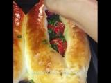 Турецкие лепёшки с фаршем»