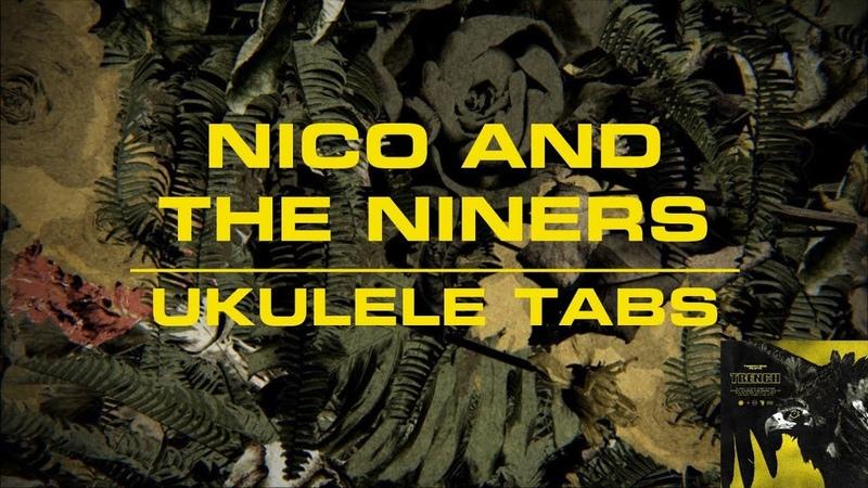 Nico and the niners - twenty one pilotsukulele tabs