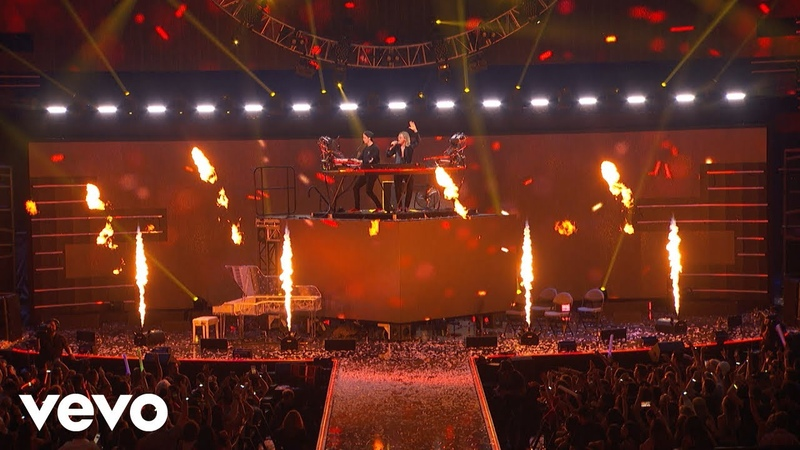 Kygo Feat. Conrad Sewell - Firestone (Live)