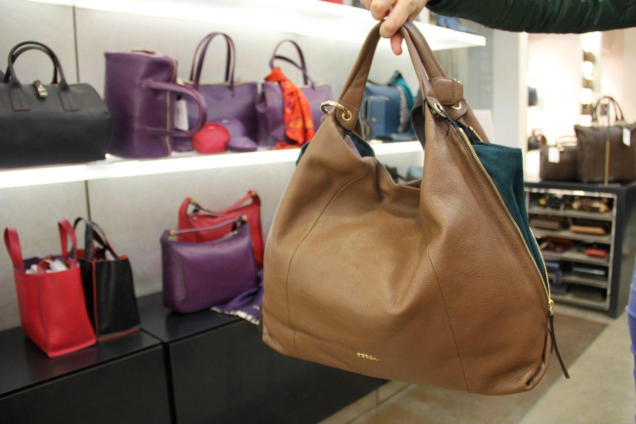 Женскую сумку furla дисконт