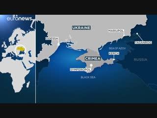 Eskalation vor der Krim- Ukraine will Kriegsrecht verhängen