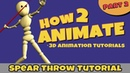 Workflow Guide   Video Reference in Character Animation (Part 2)   Maya Tutorial   HOW 2 ANIMATE