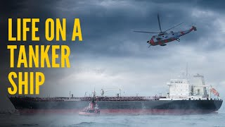 How do Sailors live on a Tanker Ship Part 1