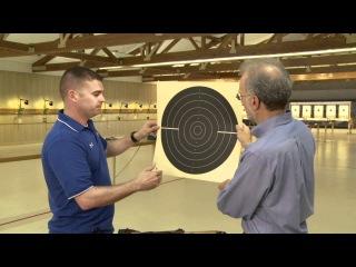 Кит Сэндерсон о стрельбе из пистолета USA Shooting Team, NSSF Shooting Sportscast