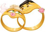 С Днем свадьбы!!!