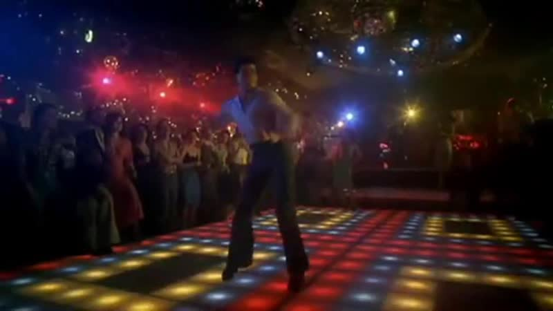 Bee Gees - You Should Be Dancing - Saturday Night Fever (John Travolta)
