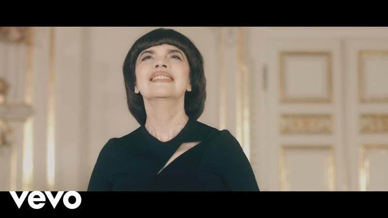 Mireille Mathieu Pyotr Ilyich Tchaïkovski Le premier regard d'amour 2018