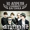 ANIMAL ДЖАZ = ВАГОНКА = 30 АПРЕЛЯ