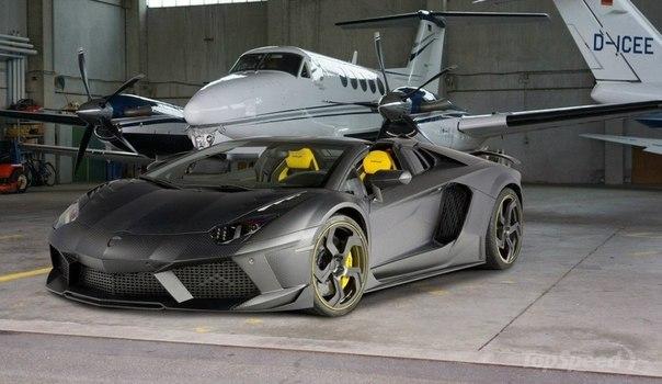 Mansory Lamborghini Aventador Carbonado 6.5L V12 tvin-turbo Мощность: 1250 л.с. Привод: Полный Максимальная скорость: 380 км/ч Разгон до сотни: 2.6 сек Масса: 1550 кг Стоимость 1 650 000$