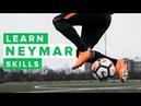 5 футбольных финтов Неймара Обучение футбольным финтам ТРАНСЛЕЙТ