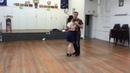 2014-02-04 Rob Emma Intermediate Class 1 Pure-Balboa, Class 2 Bal-swing