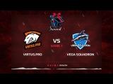 Virtus.pro G2A vs Vega Squadron, Первая карта, Квалификация на Dota Summit 8