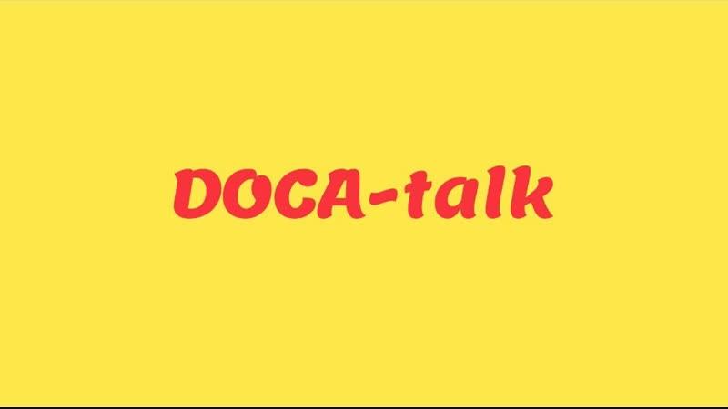 DOCA-talk: лекция Ирины Толкачёвой «Про девочек»
