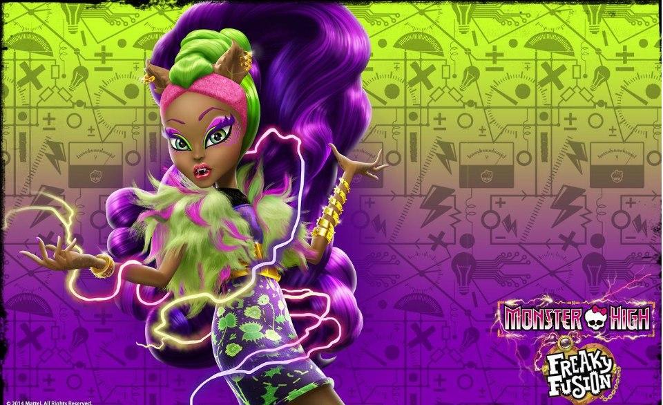 Раскраски Монстр Хай (Monster High coloring pages).
