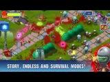 Monster Shooter 2 — хватай пушку, Земля в опасности! Игра для iPhone, iPad и Android