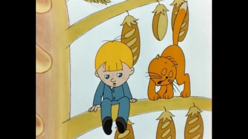 В стране невыученных уроков Советский мультфильм для детей про школу