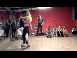 Cobertura Workshop de Zouk para damas- ForróZouk - 24four7