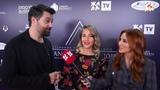 Юлия Ковальчук и Алексей Чумаков на премии Brand Awards 2018