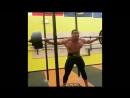 252 5x14 squat