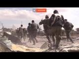 САА добивают последнии очаги непримеримых бандитов ИГ