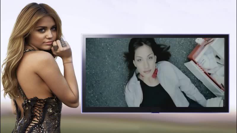 Miley Cyrus Vs Hoobastank - The Climb, The reason - Paolo Monti mash up 2018
