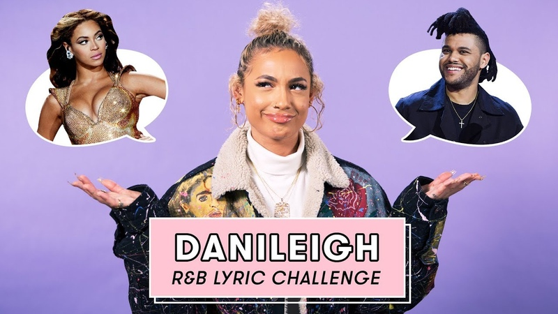 DaniLeigh Sings Rihanna, Mariah Carey, Destiny's Child, and More | RB Lyric Challenge